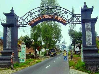 36 Objek Tempat Wisata di Salatiga Jawa Tengah dan Sekitarnya Kopeng, Dreamland, Salib Putih, Bukit Cinta, Arrowhead Park