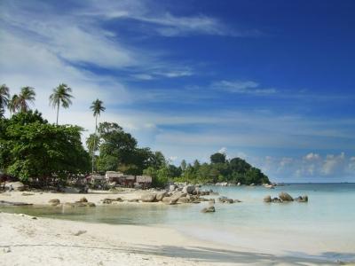 Sejarah Misteri Pantai Trikora 3 4 Tanjung Pinang Pulau Bintan Island Kepri